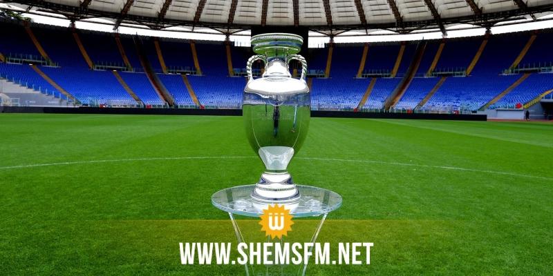 كأس أوروبا: برنامج الدور ثمن النهائي