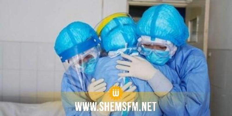 سوسة : ارتفاع غير مسبوق في عدد الإصابات اليومية بفيروس كورونا بعد تسجيل 728 إصابة