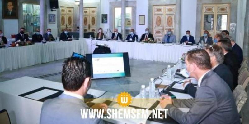 انطلاق خامس لقاءات بيت الحكمة لمواصلة التشاور حول برنامج الإصلاح الاقتصادي