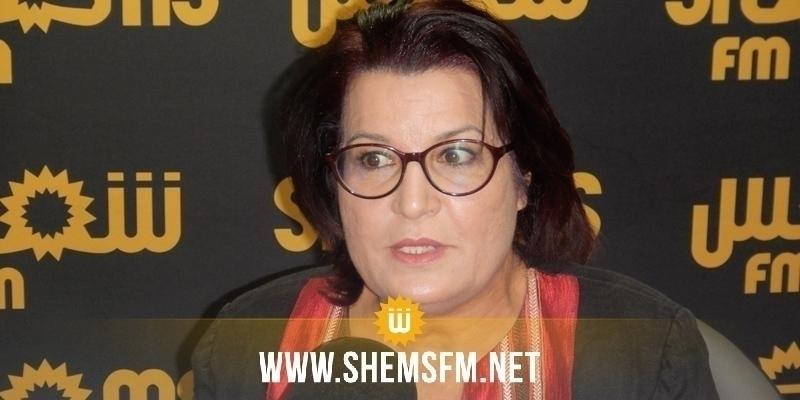 سميرة مرعي تطالب بفرض الحجر الصحي الشامل