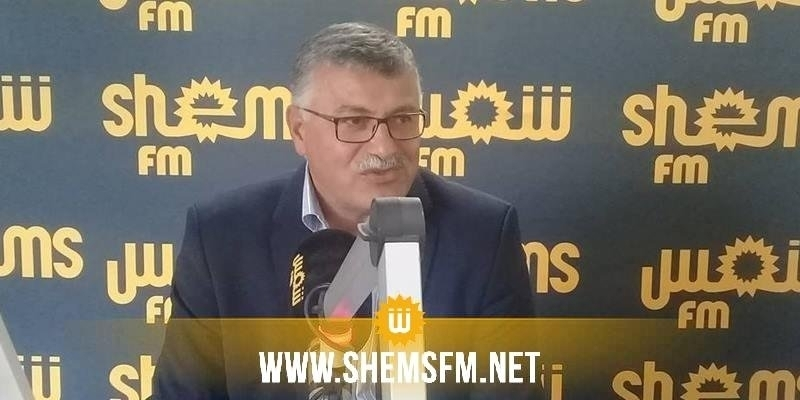 فتحي العيادي:'' النهضة وقفت وستقف وستستمر في وقوفها لجانب شعبها ودعمه في كل قضاياه''