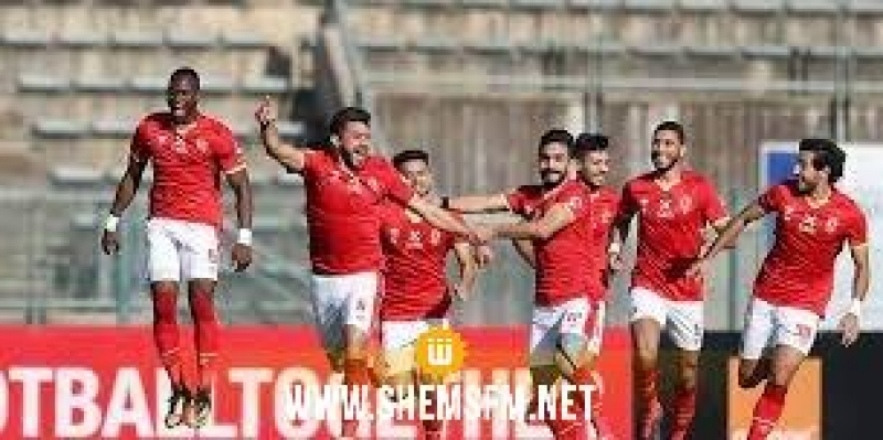 الاهلي المصري يفوز بلقب رابطة ابطال افريقيا للمرة العاشرة