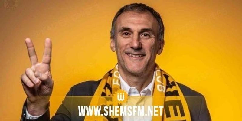 CSS: négociations avancées avec l'entraîneur Italien Giovanni Solinas