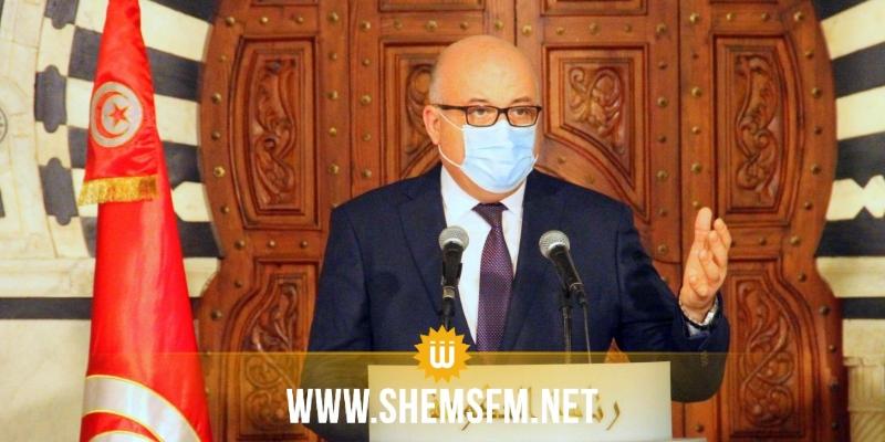 إنهاء مهام وزير الصحة فوزي مهدي