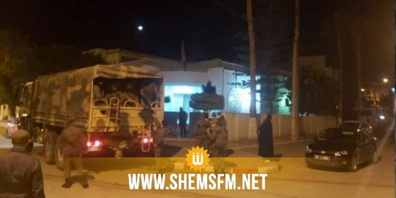 في العيد: الجيش يواصل تزويد الجهات بالأكسيجين