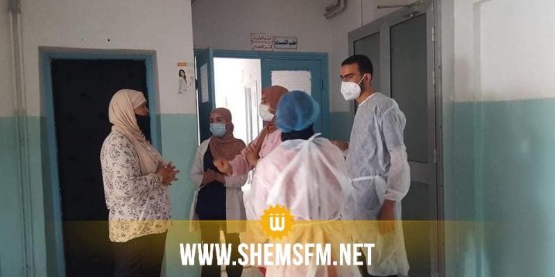 مستشفى فرنانة: تحويل مرضى كوفيد إلى قسم طب النساء