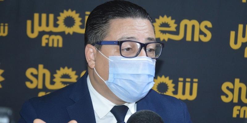 العجبوني: 'حكومة المشيشي أفشل حكومة والطرابلسي لا يقدر على إدارة وزارة الصحة'