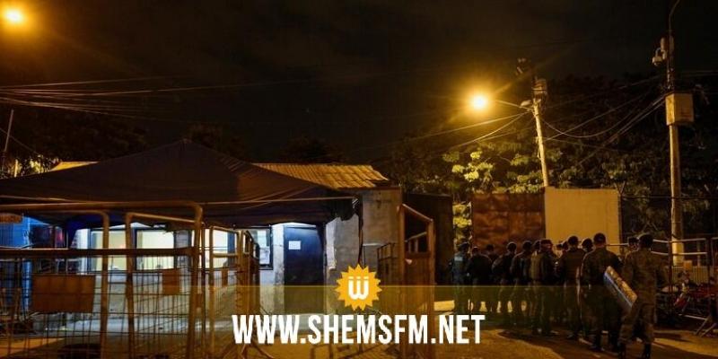 الاكوادور: قتلى وجرحى في أعمال شغب في سجنين