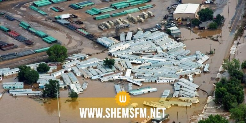الولايات المتحدة: مقتل شخص وفقدان إثنين آخرين في فيضانات كولورادو