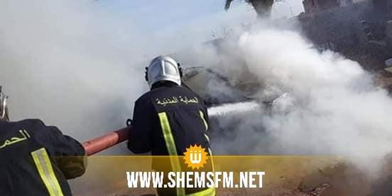 بينها إطفاء 90 حريقا: 400 تدخل للحماية المدنية في يوم واحد