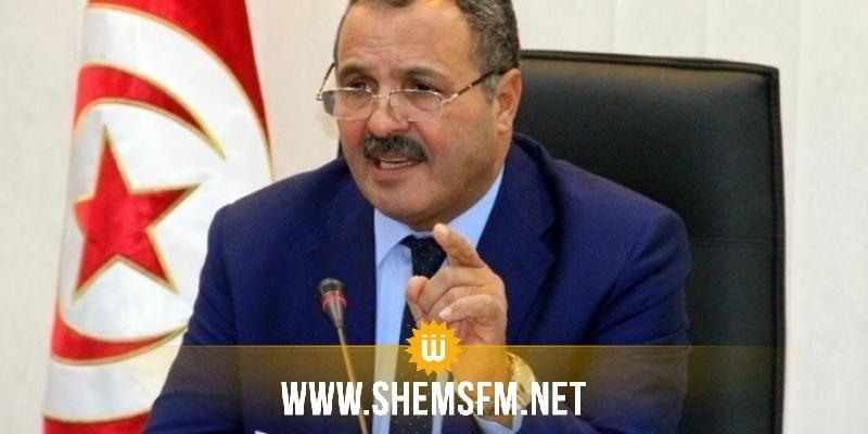 القوماني: 'النهضة لم تقترح بعد عبد اللطيف المكي خلفا للمهدي على رأس وزارة الصحة'