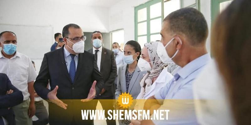 رئيس الحكومة : ''أم المعارك التونسية الآن هي المعركة ضد جائحة فيروس كورونا''