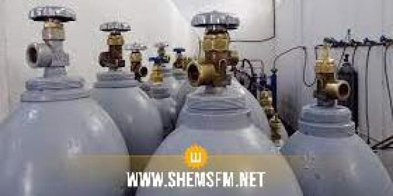 منير مخلوف : مصنع الفولاذ بمنزل بورقيبة يُنتج يوميا 2500  لتر من  الأوكسيجين الطبي