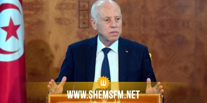 قيس سعيد: لن أتحالف مع أي طرف ضد إرادة الشعب التونسي