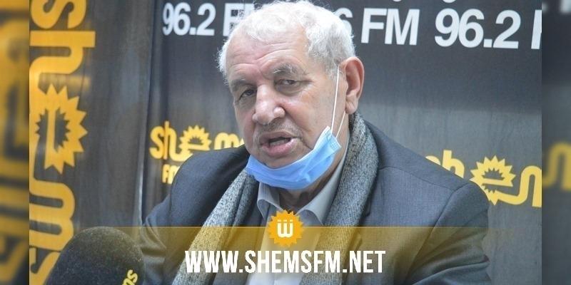 مصطفى بن أحمد يدعُو لتفعيل الفصل 97 من الدستور
