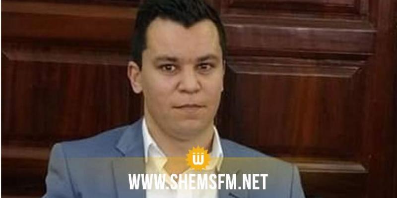 النائب نجم الدين بن سالم يستقيل من الكتلة الديمقراطية