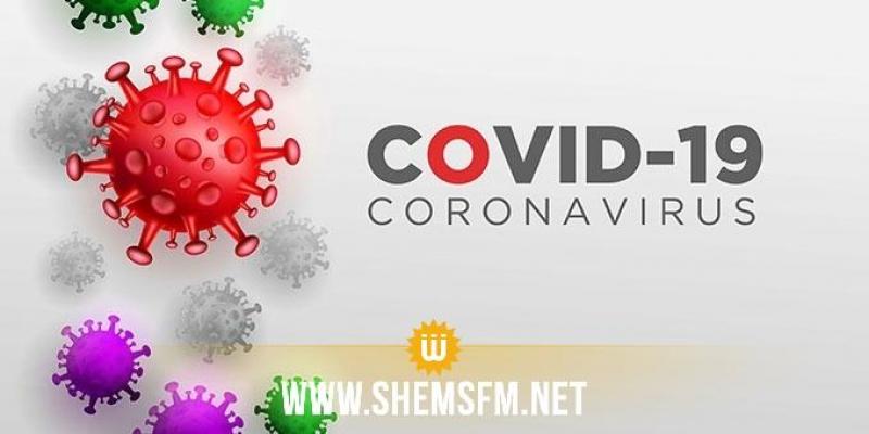 المهدية: تسجيل 10 وفيات و157 إصابة جديدة بفيروس كورونا