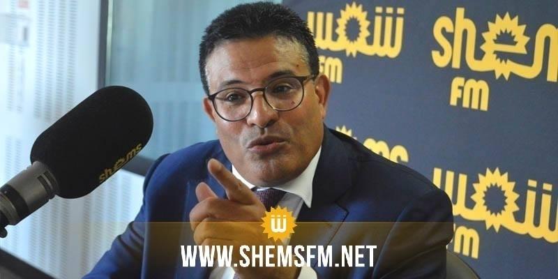 عبد السلام: 'تنسيقيات سعيد التي توجه من غرفة مظلمة في قرطاج وراء حرق وتخريب مقرات النهضة'