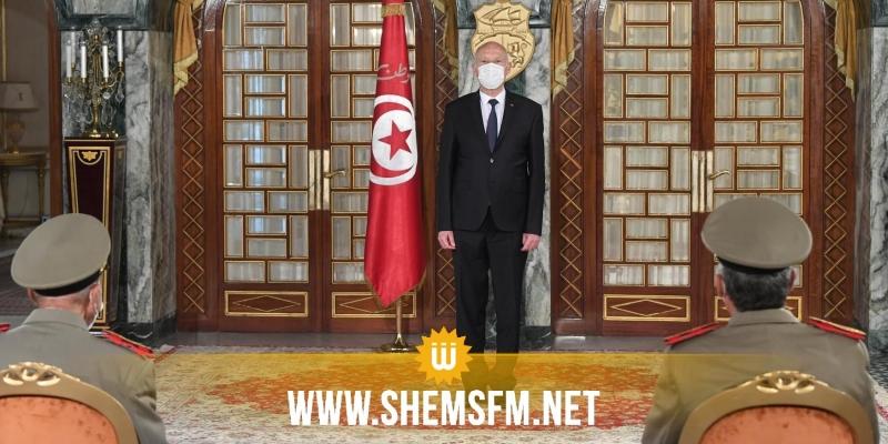 عاجل: سعيد يقرر رئاسة النيابة العمومية