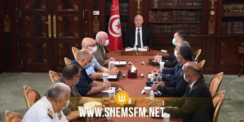 Kais Saïed suspend toutes les prérogatives de l'ARP