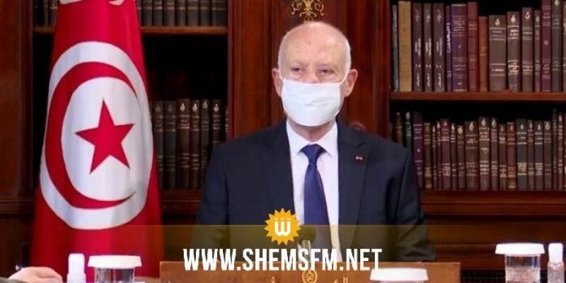 Kais Saïed démet le chef du gouvernement de ses fonctions
