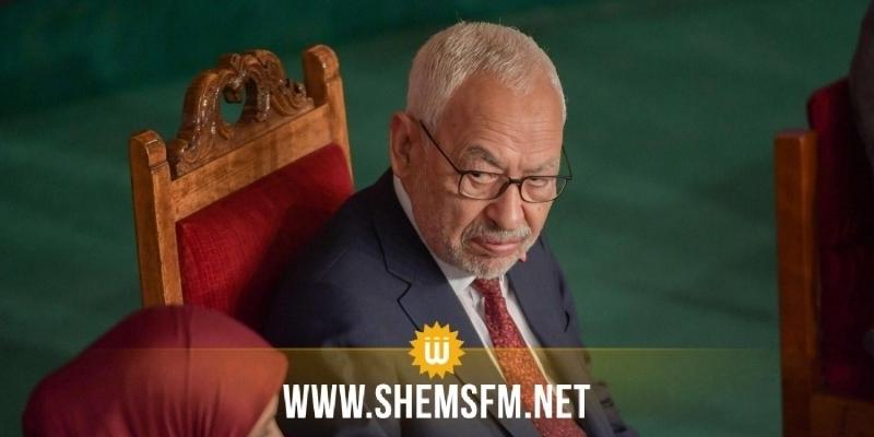Ghanouchi accuse Saied de «putsch contre la Révolution et la Constitution»