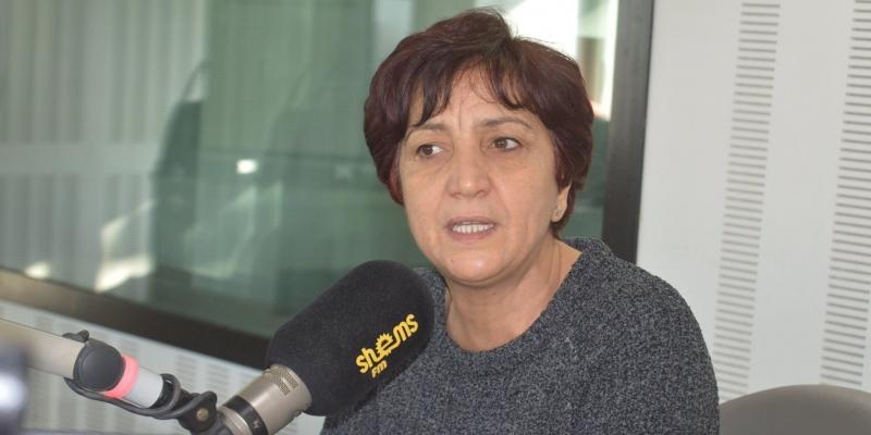 سامية عبو: 'قرارات سعيد جاءت لاسترجاع الدولة ومن انقلب على الدستور هو البرلمان'