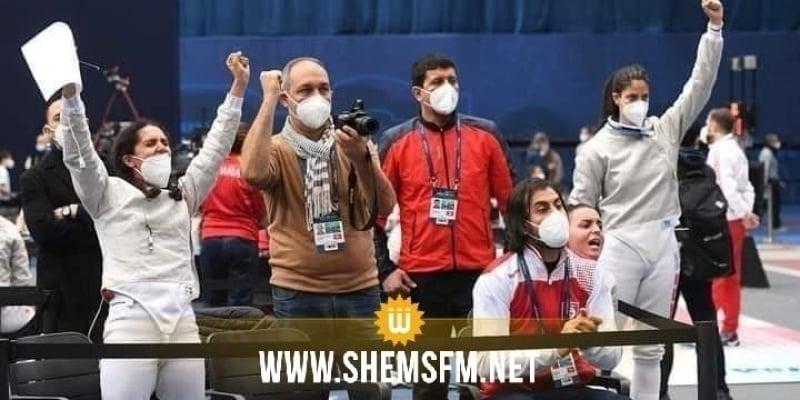الألعاب الأولمبيّة: نادية بن عزيزي تعجز عن المرور إلى الدّور الثّاني