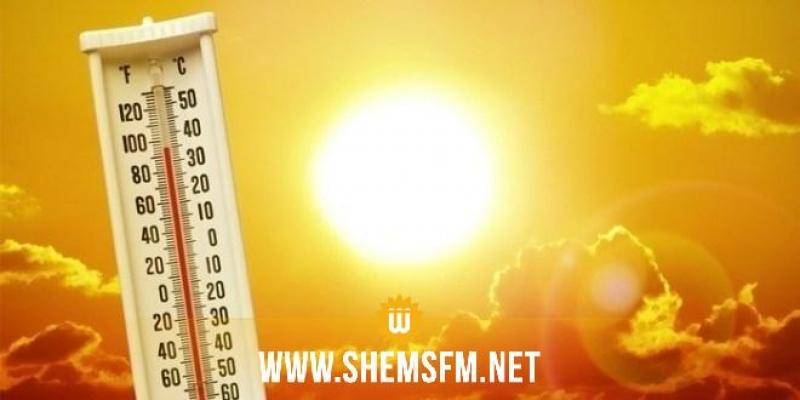 INM: Températures en hausse jusqu'à samedi 31 juillet