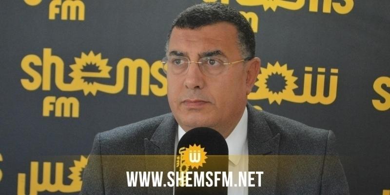 عياض اللومي: ''قرارات رئيس الدولة خرق جسيم للدستور وإنقلاب غير مكتمل''