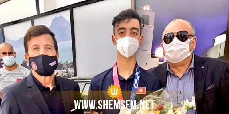 JO Tokyo: Khalil Jendoubi rentre à Tunis