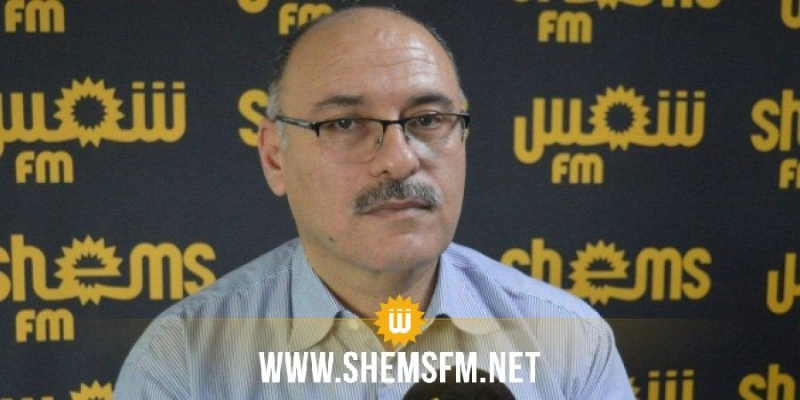 الشعيبي:'' المهم ليس مناقشة موقف اتحاد الشغل بل ما قام به رئيس الدولة وما احدثه في البلاد من إنقسامات''
