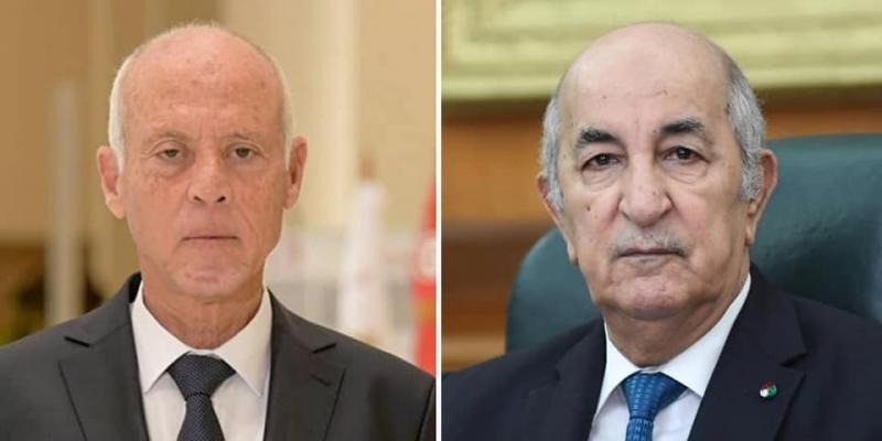 مستجدات الأوضاع بتونس محور اتصال هاتفي بين سعيّد وتبون