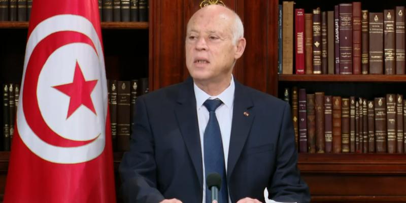 سعيد مطمئنا التونسيين: 'لن أترك الدولة لقمة سائغة'