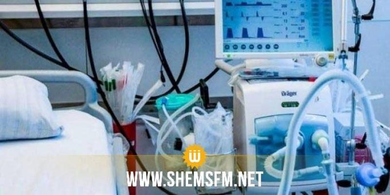 المنستير: وزارة الصحة تدعم الجهة بعشرة مكثفات أوكسيجين بسعة 5 لتر