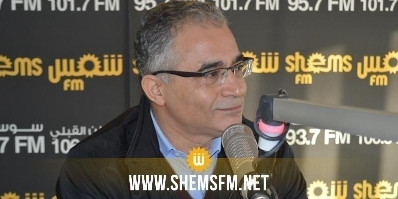 محسن مرزوق :'' الرئيس حل باب فيه محاذير ولا ندخل في منطق داعمين أو لا''