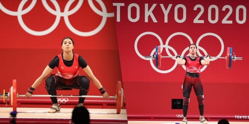 الأولمبياد-رفع الاثقال: خطأ فني من شيماء الرحموني يحرمها من رفع المحاولات المتبقية
