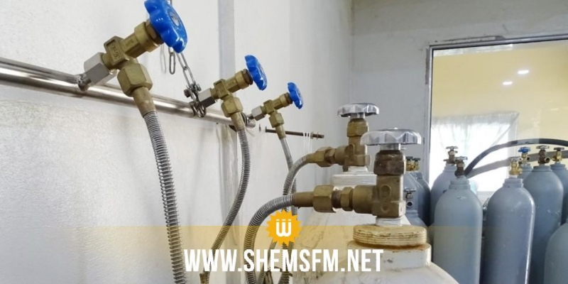 مصنع الفولاذ يُعلن التزامه بإنتاج 2500 لتر من الأوكسيجين السائل يوميا
