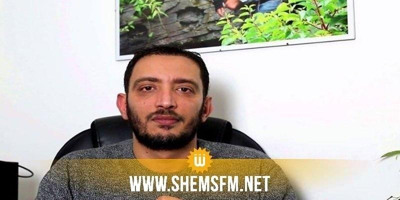 ياسين العياري: 'إنه إنقلاب وعسكري'