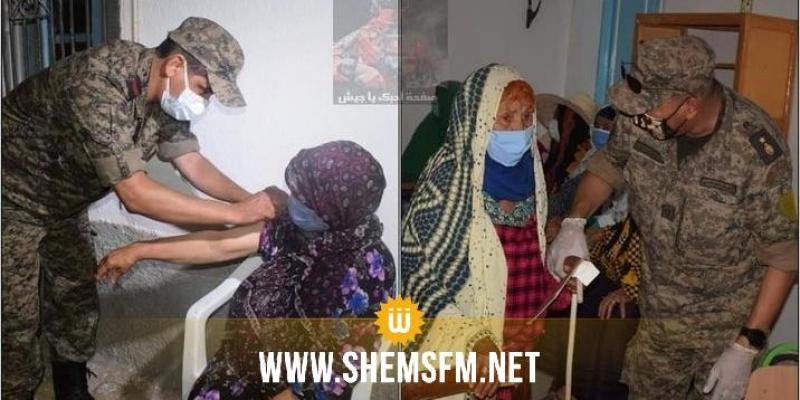 تطاوين: فرق الصحة العسكرية تستأنف غدا حملة التلقيح ضد فيروس كورونا