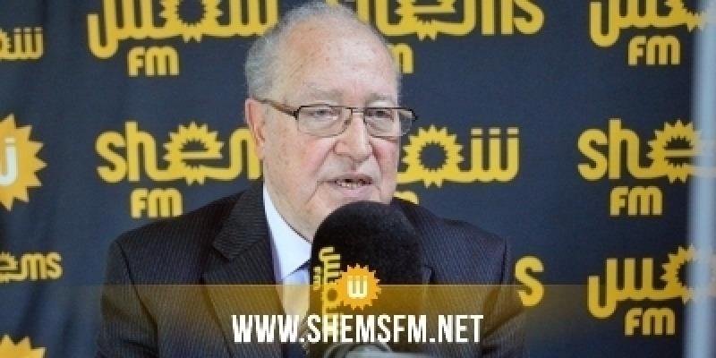 مصطفى بن جعفر: ' القول ان الدستور حد من صلاحيات رئيس الجمهورية إشاعة''