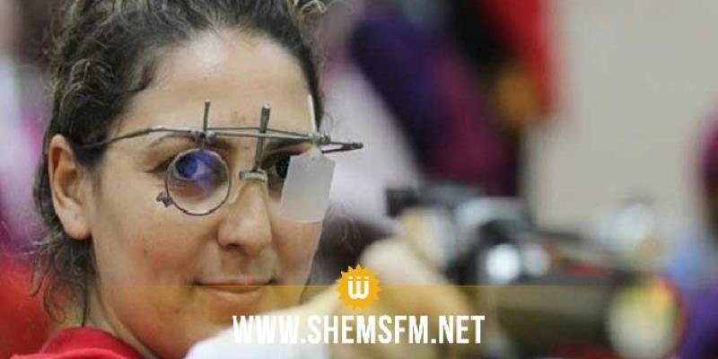 JO Tokyo - Tir au pistolet 25m : Olfa Cherni termine à la 37e place sur 44 concurrentes