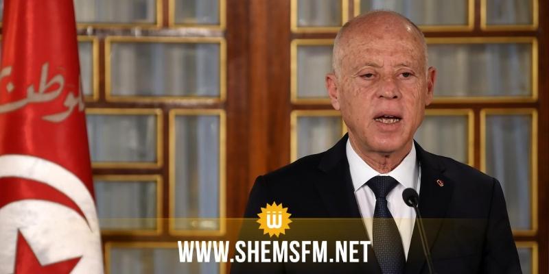 امرود كونسلتينغ:  87% من التونسيين يساندون قرارات رئيس الجمهورية