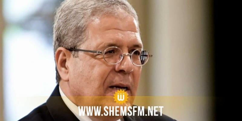 الجرندي يؤكد لنظيرته البلجيكية بأن قرارات رئيس الجمهورية تهدف لإستعادة الاستقرار في تونس