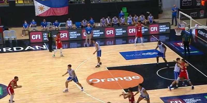 دورة الملك عبد الله لكرة السلة بالأردن: المنتخب الوطني ينهزم أمام الفلبين بعد تمديد الوقت