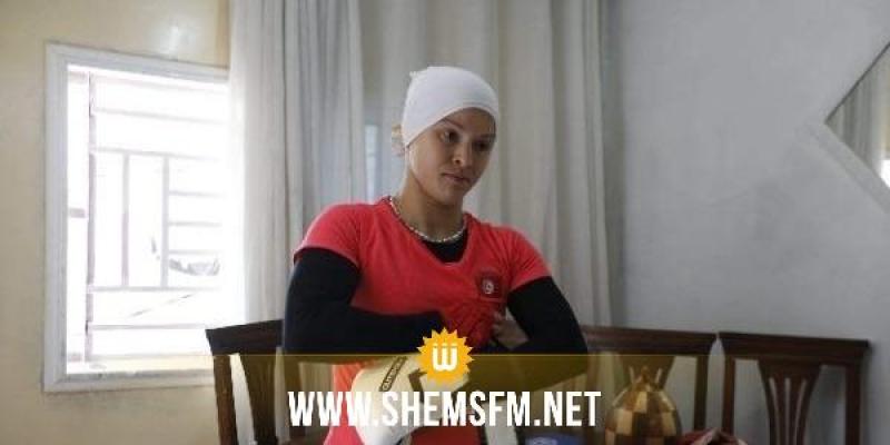 اولمبياد طوكيو - الملاكمة : مريم الحمراني  تنهزم أمام الجزائرية إيمان خليف