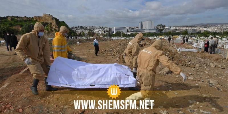 كورونا: حصيلة الوفيات تقترب من حاجز الـ20 ألف