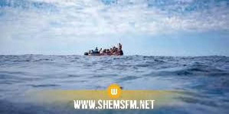 مدنين: إنقاذ 90 مهاجر تعطـّـب مركبهم