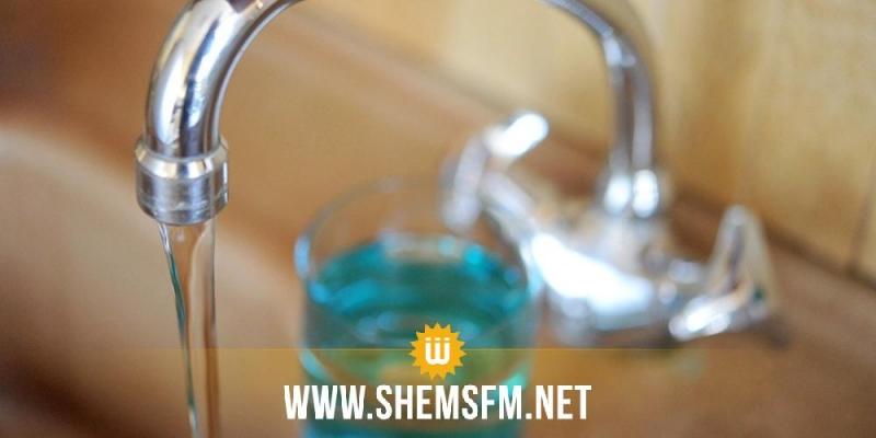 SONEDE: Reprise progressive de l'approvisionnement en eau potable à Béjà