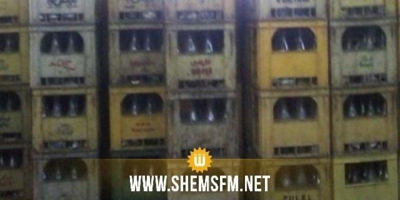 باجة: توفير 88 طن من مادة الزيت المدعم